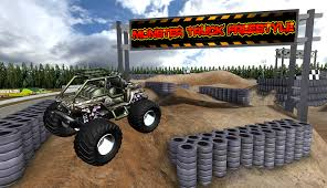 play online monster truck racing games monster truck freestyle android apps on google play