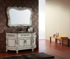 white solid wood cabinet font b bathroom b font font b vanity b font from china jpg