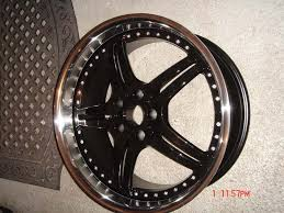 hp design 4 19 hp designs wheels black centers 5x112 mbworld org forums
