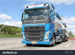 volvo transport salo finland may 26 13 volvo stock photo 140102296 shutterstock