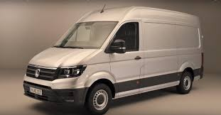 Meet The New Volkswagen Crafter
