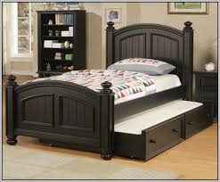Queen Bed Frame With Twin Trundle by Queen Bed Frame With Twin Trundle Good Bedroom Queen Bed Frame