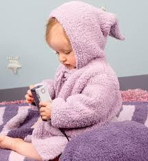robe de chambre bébé modèle robe de chambre bébé modèles tricot layette phildar