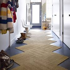 Tile Area Rug Carpet Tiles As Area Rug Square Brown Zig Zag Pattern Classic