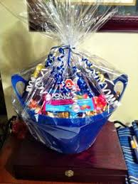 filled easter baskets boys football themed easter basket basketcase baskets by angela