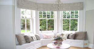 Triple Window Curtains Bespoke Custom Blinds U0026 Contemporary Curtains Online