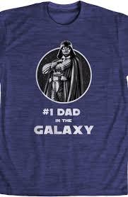 1 dad in the galaxy star wars t shirt 80s movies movie stars