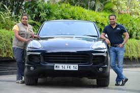 porsche suv in india porsche india partner with beyond boundaries car india