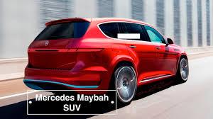 mercedes size suv mercedes maybach suv 2018