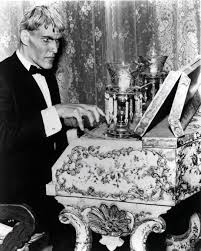 ted cassidy as lurch in the addams family the addams family