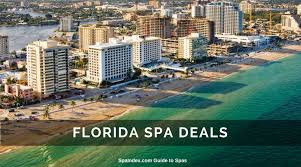 florida spa packages getaways deals coupons