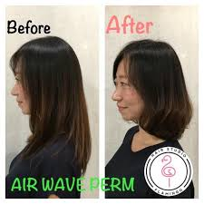 perms for fine hair before and after japanese perm vs korean perm vs singapore perm