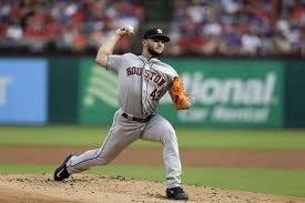Banister Ball Astros Pitcher Lance Mccullers Shuts Down Rival Rangers Manager