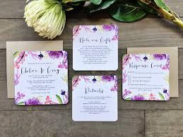 wedding invitations hawaii wedding invitations ink hearts paper tropicana tropical hawaii