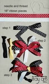 ponytail holders how to make bows on ponytail holders may arts wholesale ribbon