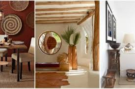 Designs Blog Archive Wall Designs Home Interior Decoration 14 African Interior Decor Restaurant Delaire Graff Estate In