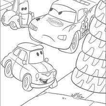 cars 3 lightning mcqueen coloring pages hellokids