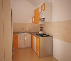 Kitchen Set Minimalis Untuk Dapur Kecil Dapur Kecil