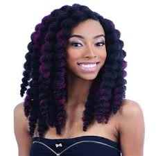 crochet hair braiding in manhattan freetress crochet synthetic bouncy twist out braid