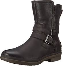 womens ugg motorcycle boots amazon com ugg australia s kesey motorcycle boot ankle