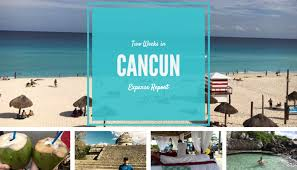Texas is it safe to travel to cancun images What did it cost to spend two weeks in cancun png