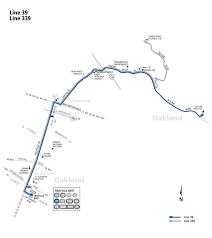 Google Maps Bus Routes by 339 Bus Schedule Ac Transit Sf Bay Transit