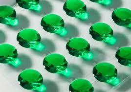 edible jewels edible green emerald gems jewels jelly cake decorations cupcake