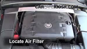 2008 cadillac cts performance air filter how to 2008 2015 cadillac cts 2010 cadillac cts