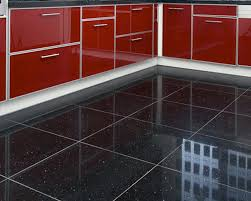 dark tile flooring ideas and the modern home decor black floor