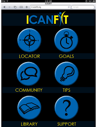 jrp designing icanfit a mobile enabled web application to promote
