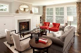 accent living room tables 20 red chairs to add accent to your living room home design lover