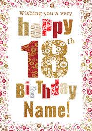 18th birthday cards buy u0026 send funky pigeon