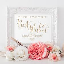best wishes for the bride and groom sign 2596452 weddbook