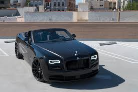 roll royce ghost all black forgiato u0027s ghost is a rolls royce redefined