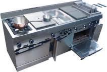 four de cuisine professionnel großartig piano de cuisson professionnel haus design