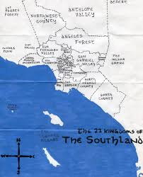 Simi Valley Map California Fool U0027s Gold Eric Brightwell