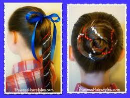 aztec hair style aztec carousel braid ponytail and bun 4th of july hairstyles