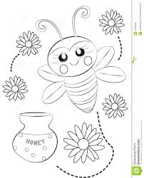 honeycomb coloring pages