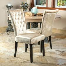 Upholstered Linen Dining Chairs Blue Upholstered Dining Chairs U2013 Nycgratitude Org