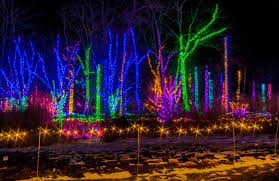 Boothbay Botanical Gardens Gardens Aglow The Winter Walk In Maine That Will Positively