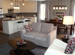 salon cuisine aire ouverte open concept living dining kitchen aire ouverte salon salle a