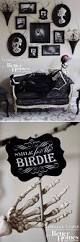 Halloween Decoration Party Ideas Best 25 Black White Halloween Ideas On Pinterest Halloween