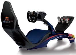 playseat s f1 redbull racing seat does nothing costs 1 300