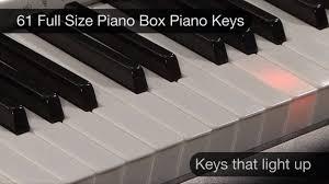 yamaha keyboard lighted keys casio lk 120ad key lighting keyboard with ac adapter amazon co uk