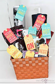 thinking of you gift baskets best 25 boyfriend gift basket ideas on college