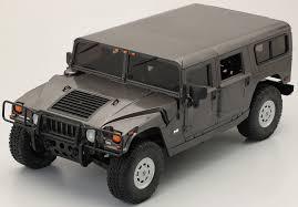 military hummer h1 hummer h1 rc model car 1 8 scale de agostini modelspace