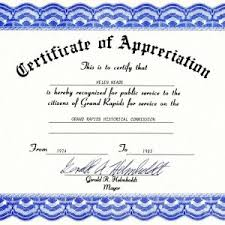 download options for most inspirational award certificate template