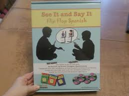 tots and me growing up together see it and say it flip flop