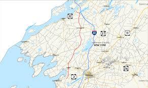 Joshua Tree Map New York State Route 180 Wikipedia