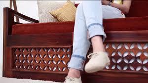 sofa beds buy treviso sofa bed online wooden street